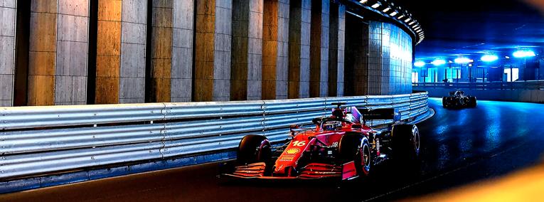 ¡Rojo en Monte Carlo!