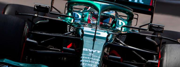 Vettel ha hecho una conducción realmente impresionante, Aston Martin