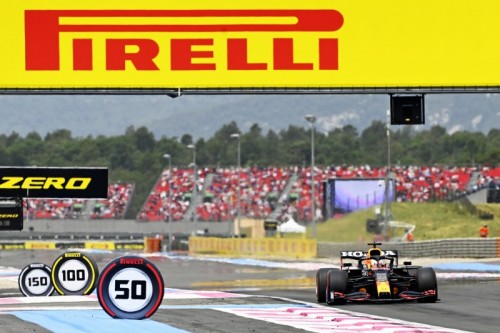 Verstappen consigue la pole en Francia GP