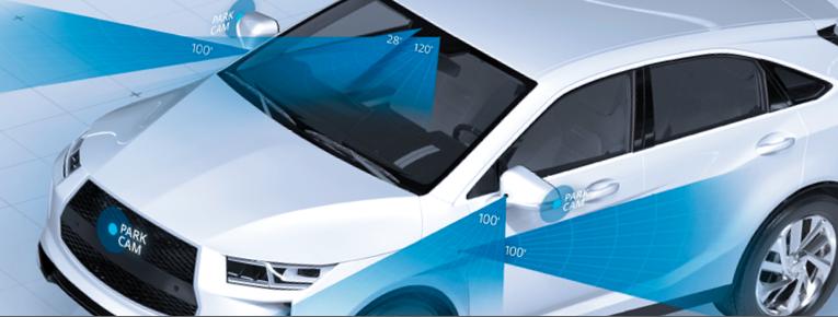 Toyota pone los autos y ZF y Mobileye la tecnología de seguridad
