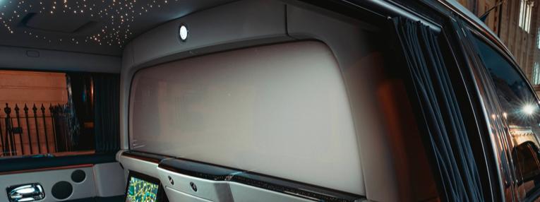 Galería: Rolls Royce Phantom, una suite privada de lujo
