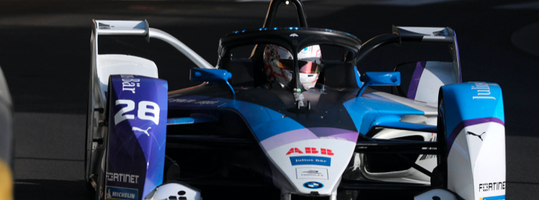 Análisis de la pista del Puebla EPrix por BMW i Andretti Motorsport