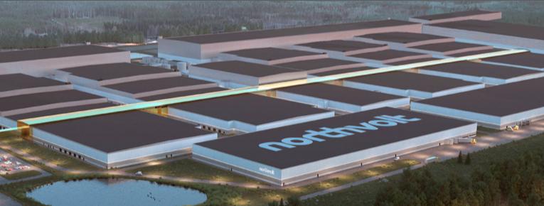 Volkswagen invierte otros 500 millones de euros en baterías sostenibles