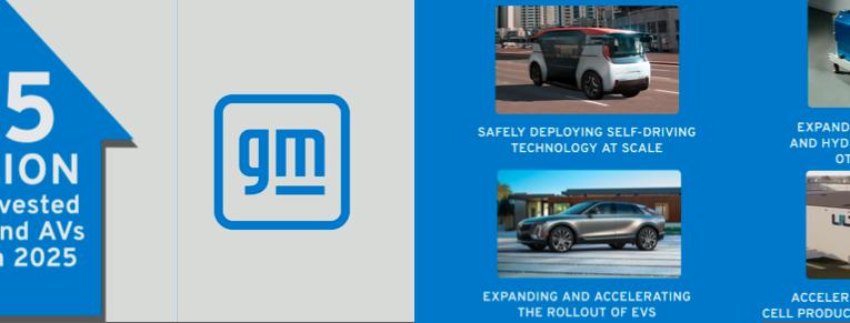 GM aumenta a 35 mil millones USD su inversión en vehículos eléctricos