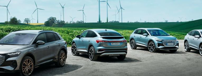 Audi solo producirá autos eléctricos a partir del 2033