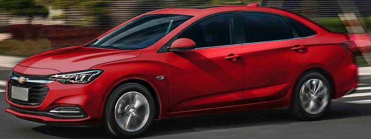 Nuevo Chevrolet Cavalier Turbo 2022