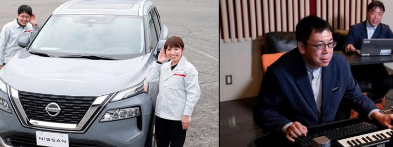 Nissan y Bandai Namco diseñan el sonido de los autos