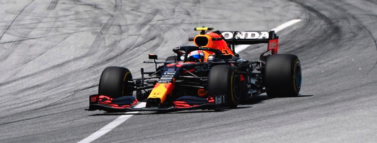Verstappen domina en territorio de Red Bull