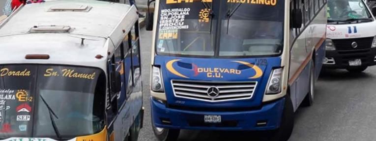 Proponen un rescate financiero del transporte público