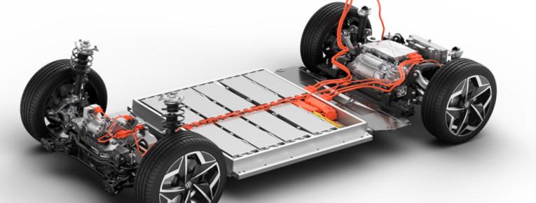Perspectiva de los metales de las baterías