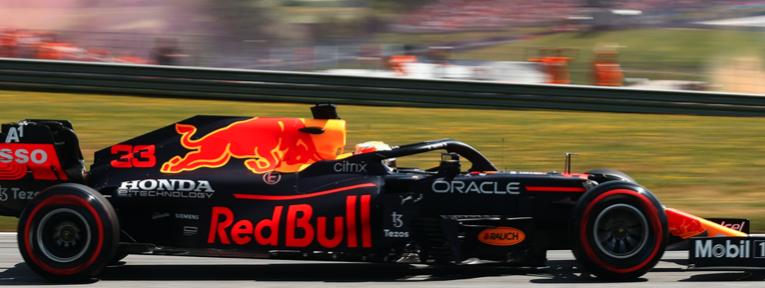 Verstappen logra un hat-trick de poles en Austria GP