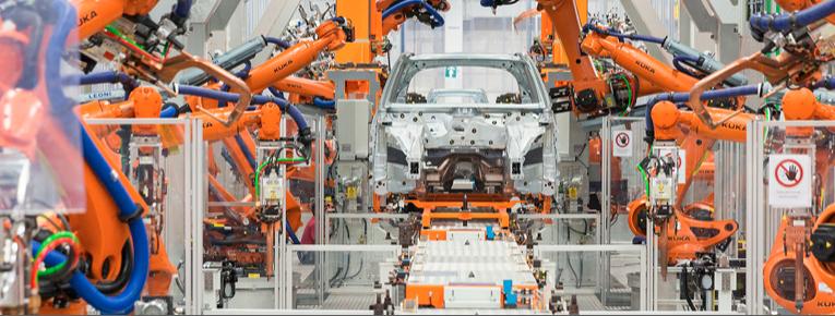 Repuntan la producción y las exportaciones automotrices de Puebla