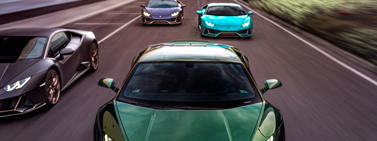 Lamborghini México celebra 10 años