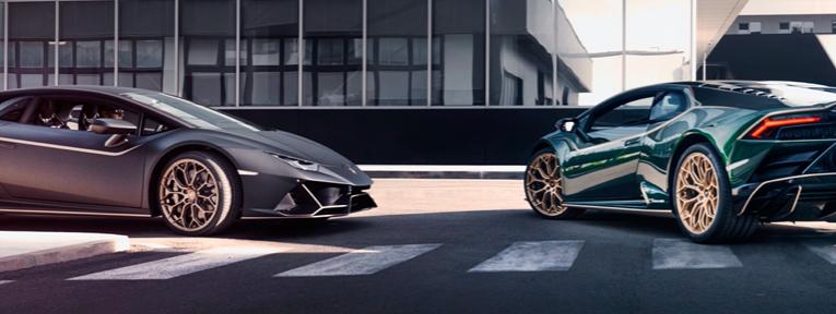 Lamborghini Vita, Morte, Sogno y Tempo