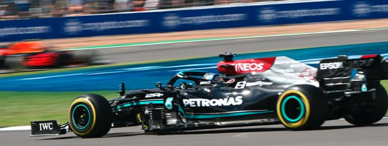 Hamilton con la primera pole de la primera clasificación sprint de la F1
