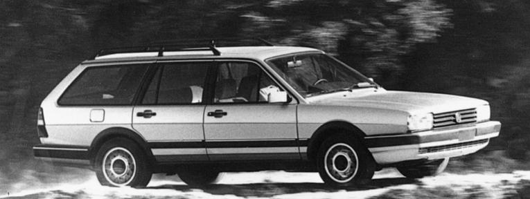 Historia del Volkswagen Passat en EE. UU.