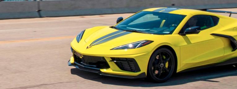 Video: Corvette Stingray 2022