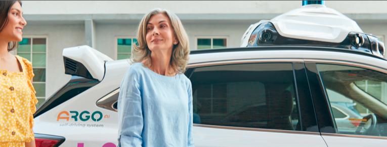 Argo Al, Lyft y Ford tendrán autos autónomos a fin de año