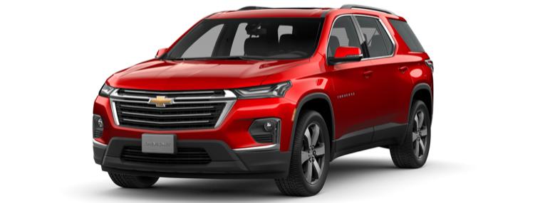 Nueva Chevrolet Traverse