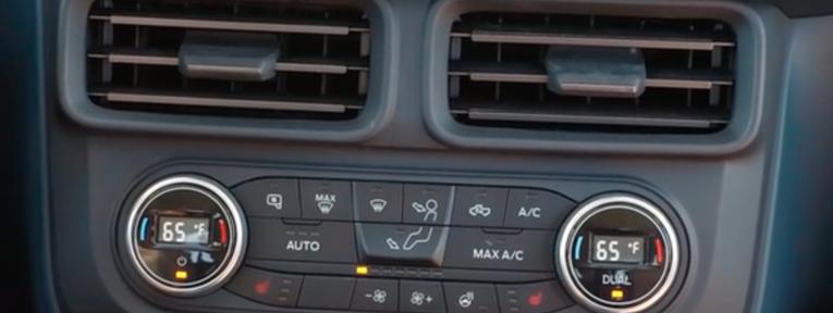 Nuevo filtro de aire de Ford