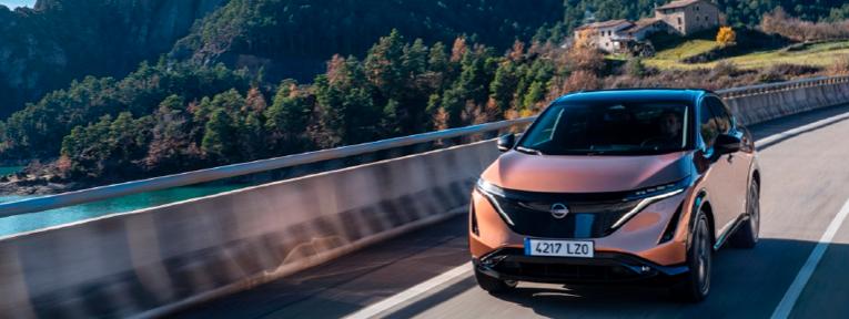 Informe de Sostenibilidad 2021 de Nissan