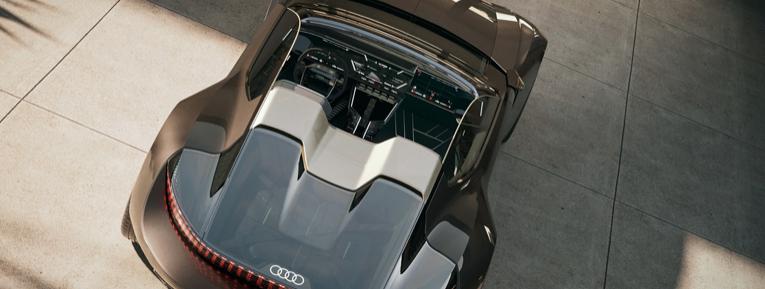 Videos: Audi skysphere