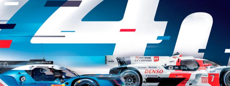 Kobayashi de Toyota logra la Hyperpole de Le Mans