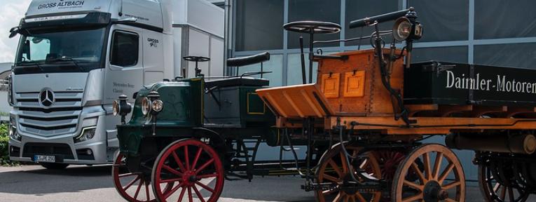 125 años del camión