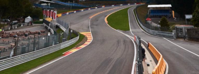 Datos y análisis de Spa por Aston Martin