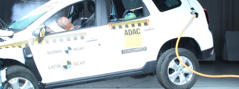 Video: Renault Duster, cero estrellas de seguridad