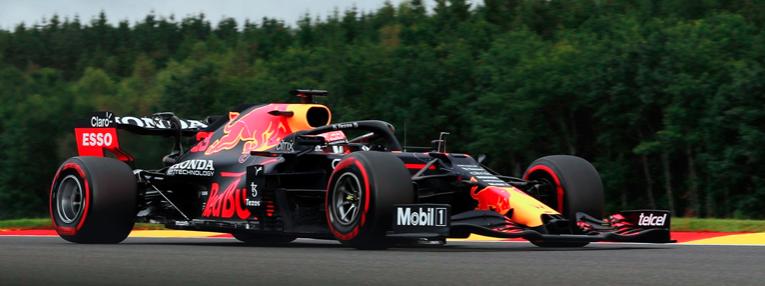 Verstappen el más rápido con neumáticos C4