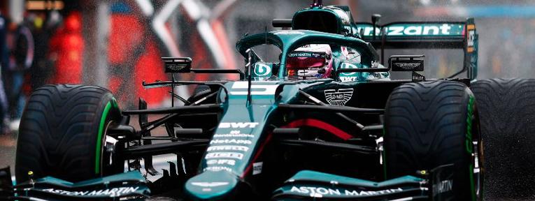 """Mañana habrá un clima similar, lo que nos conviene"", Sebastian Vettel"