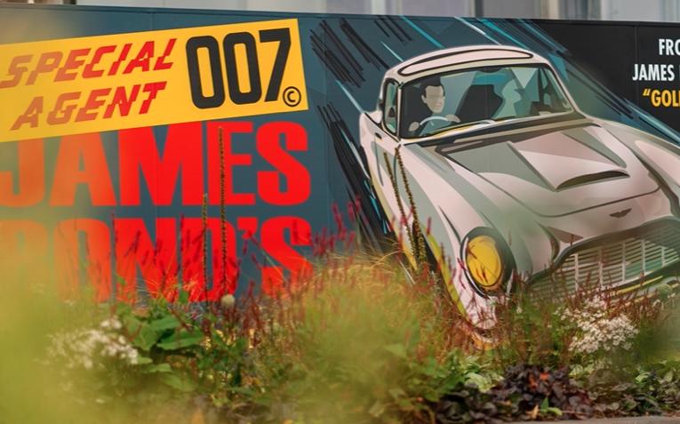 Galería: Aston Martin – No Time To Die