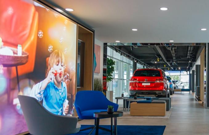 Video: Volkswagen City Store