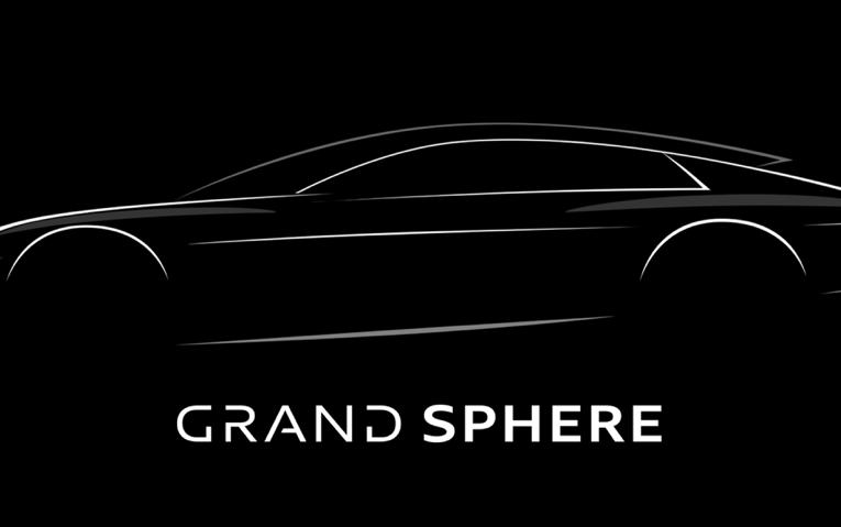 Repetición: Presentación mundial Audi grandsphere