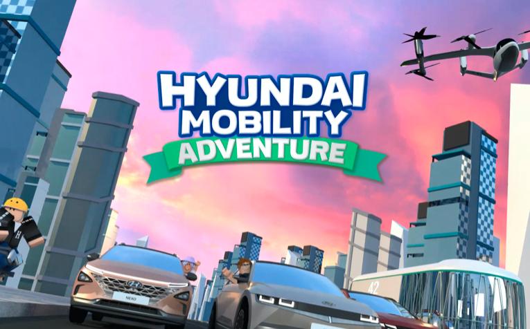 """Nuevo metaverso: """"Hyundai Mobility Adventure"""""""