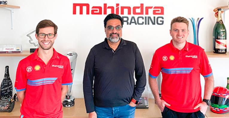 Mahindra confirma a Simms y Rowland como sus pilotos