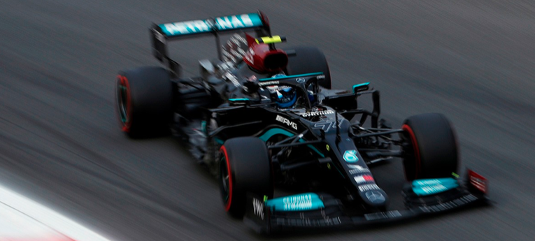 Bottas el más rápido en Italia GP