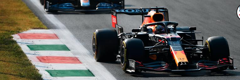 """""""Estar en la pole en esta pista es realmente positivo"""", Verstappen"""