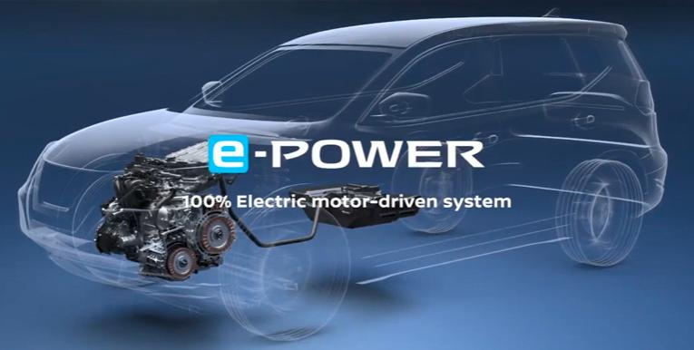 Nissan traerá su tecnología e-POWER a México
