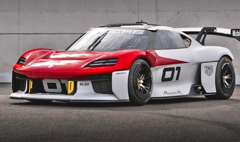 Galería: Porsche Mission R