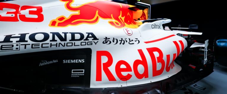 Red Bull se hizo japonés para Honda en el Gran Premio de Turquía
