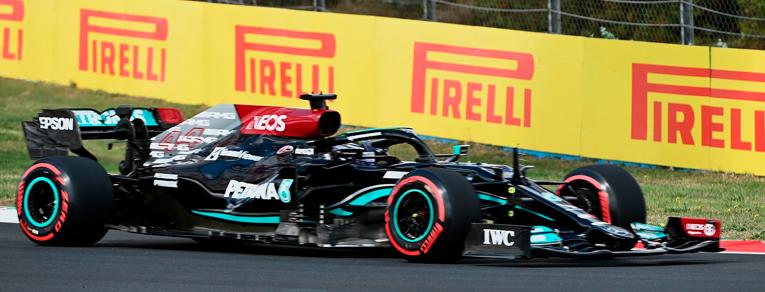 Hamilton establece nuevo récord de pista en  Turquía GP