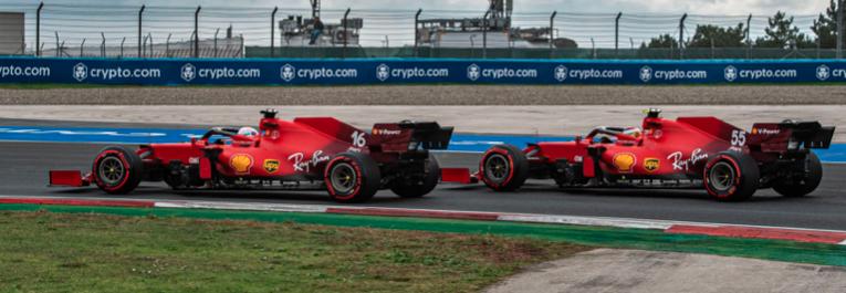 El equipo hizo un gran resultado: Ferrari