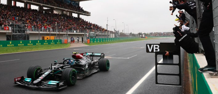 Décima victoria en F1 para Bottas