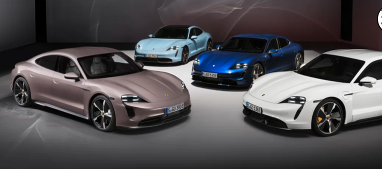 Nuevos Porsche Taycan de tracción trasera y 4S