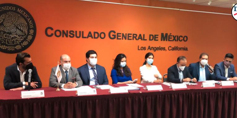 Gobierno de Puebla hace promoción de negocios en EE.UU.