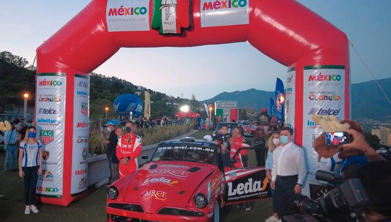 Inicia La Carrera Panamericana