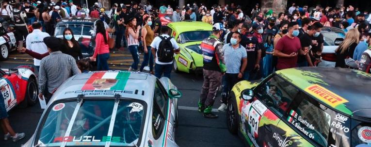 Los primeros 3 días de La Carrera Panamericana