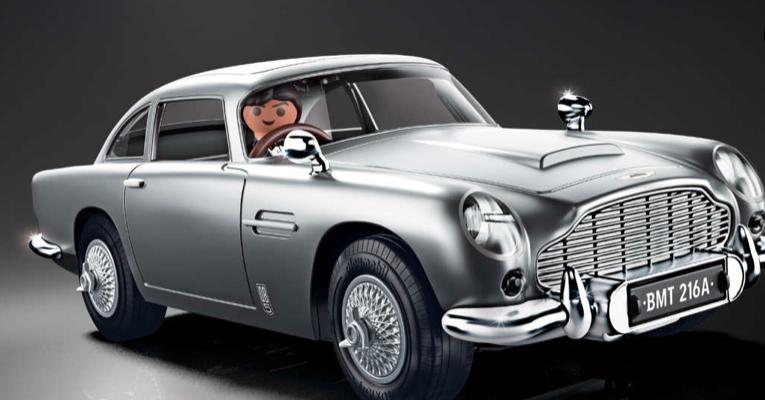 Puedes tener el auto de James Bond en tus manos